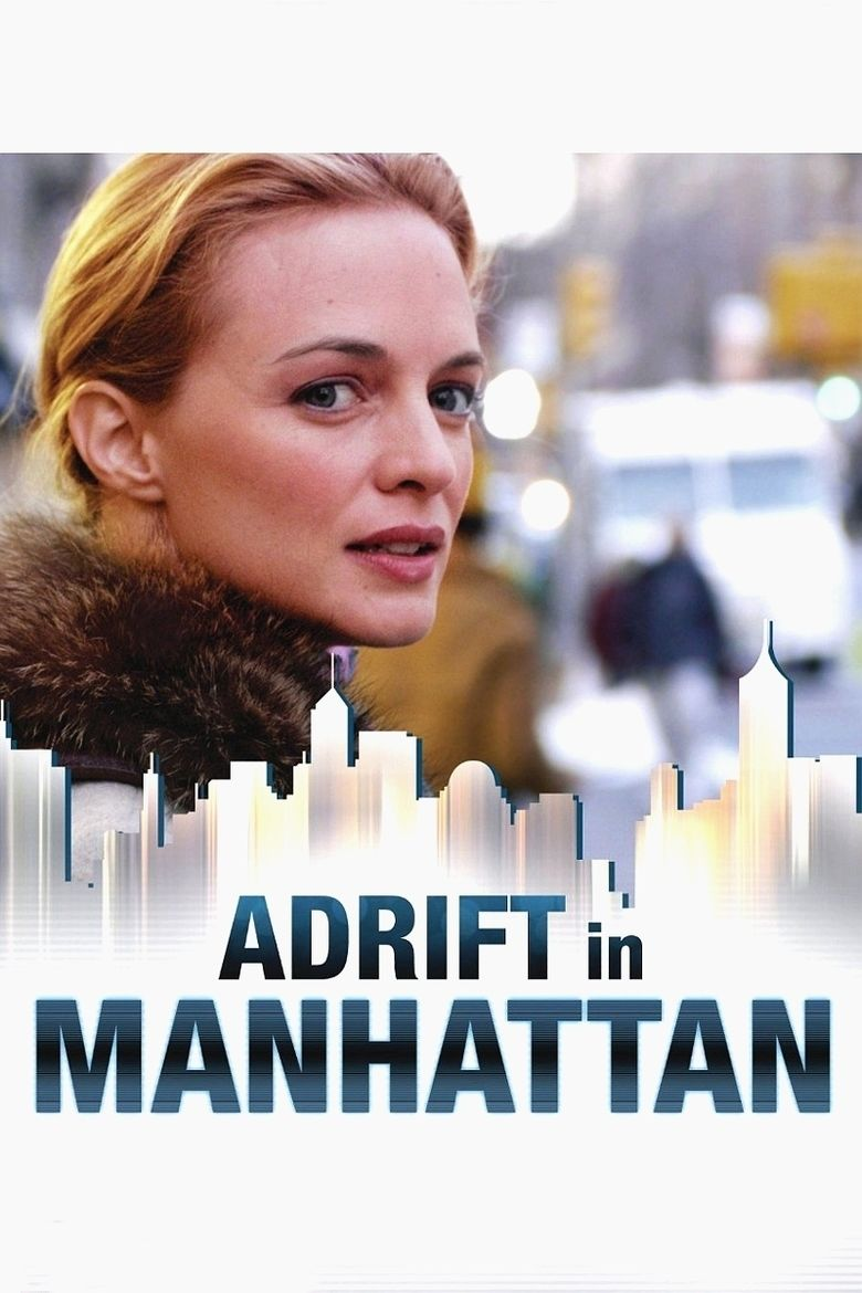 Adrift in Manhattan movie poster