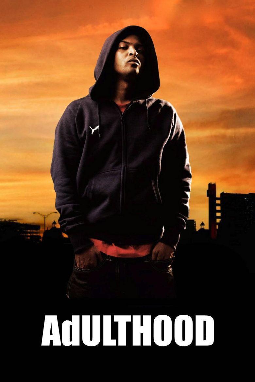 Adulthood (film) movie poster