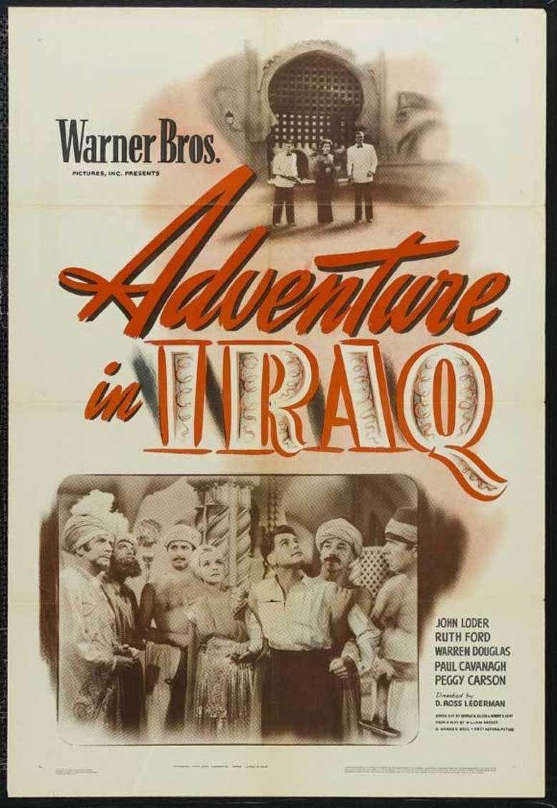 Adventure in Iraq movie poster