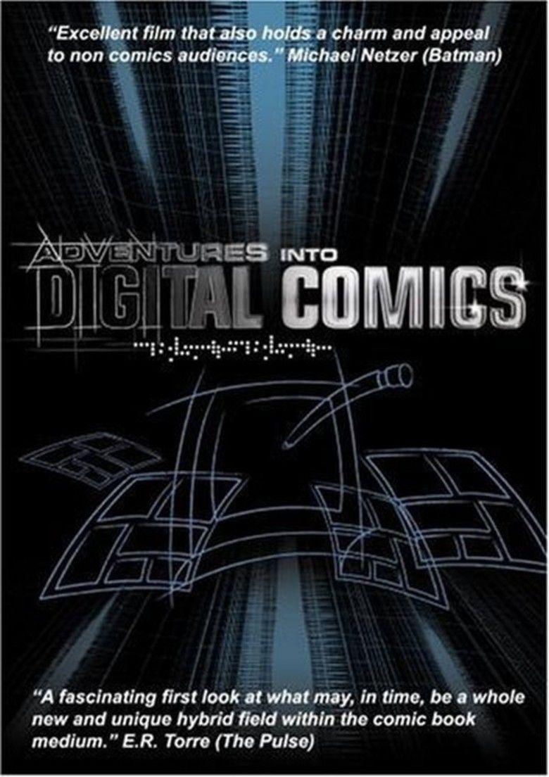 Adventures Into Digital Comics movie poster