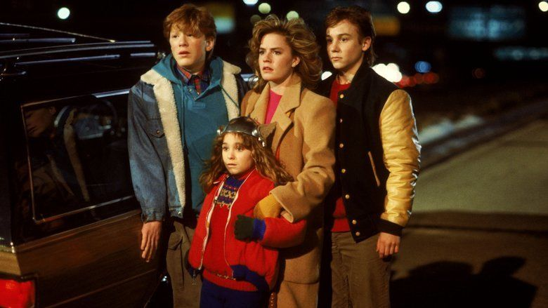 Adventures in Babysitting movie scenes