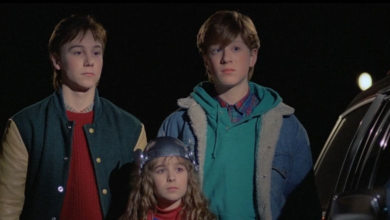 Adventures in Babysitting movie scenes