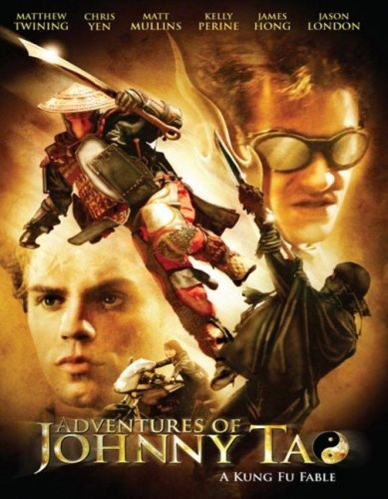 Adventures of Johnny Tao: Rock Around the Dragon movie poster