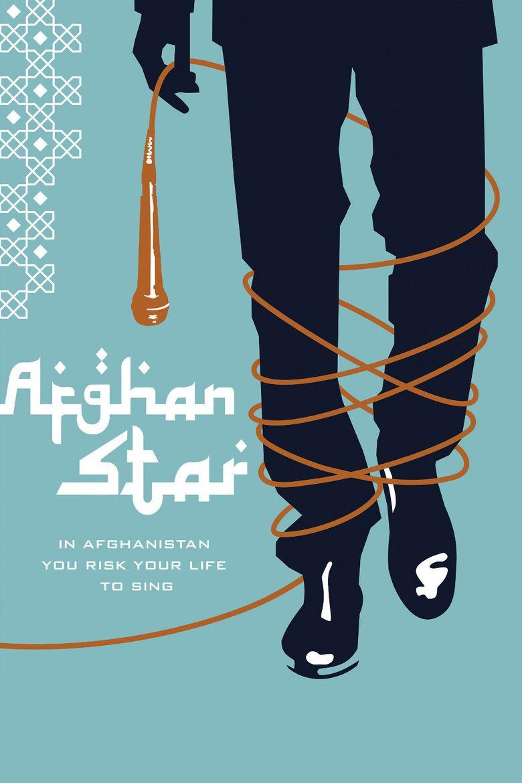 Afghan Star (film) movie poster