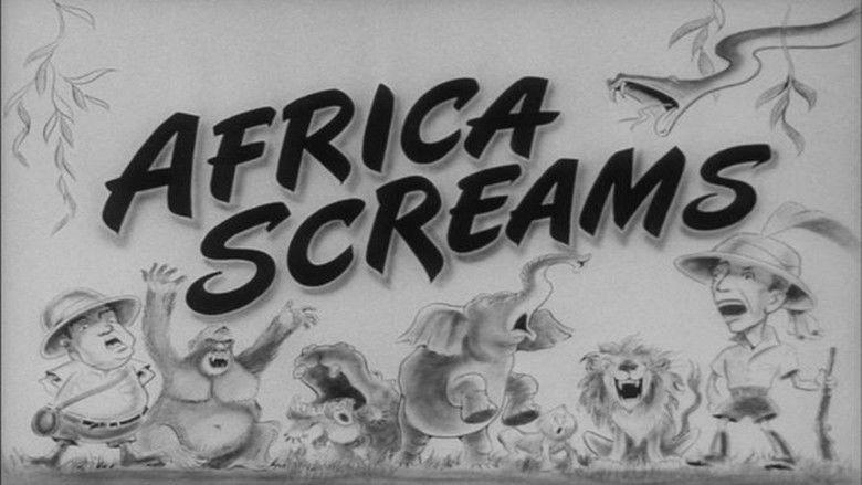 Africa Screams movie scenes