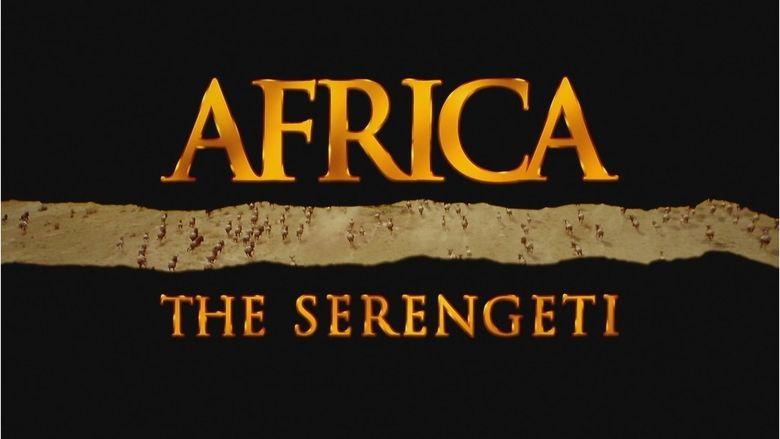 Africa: The Serengeti movie scenes