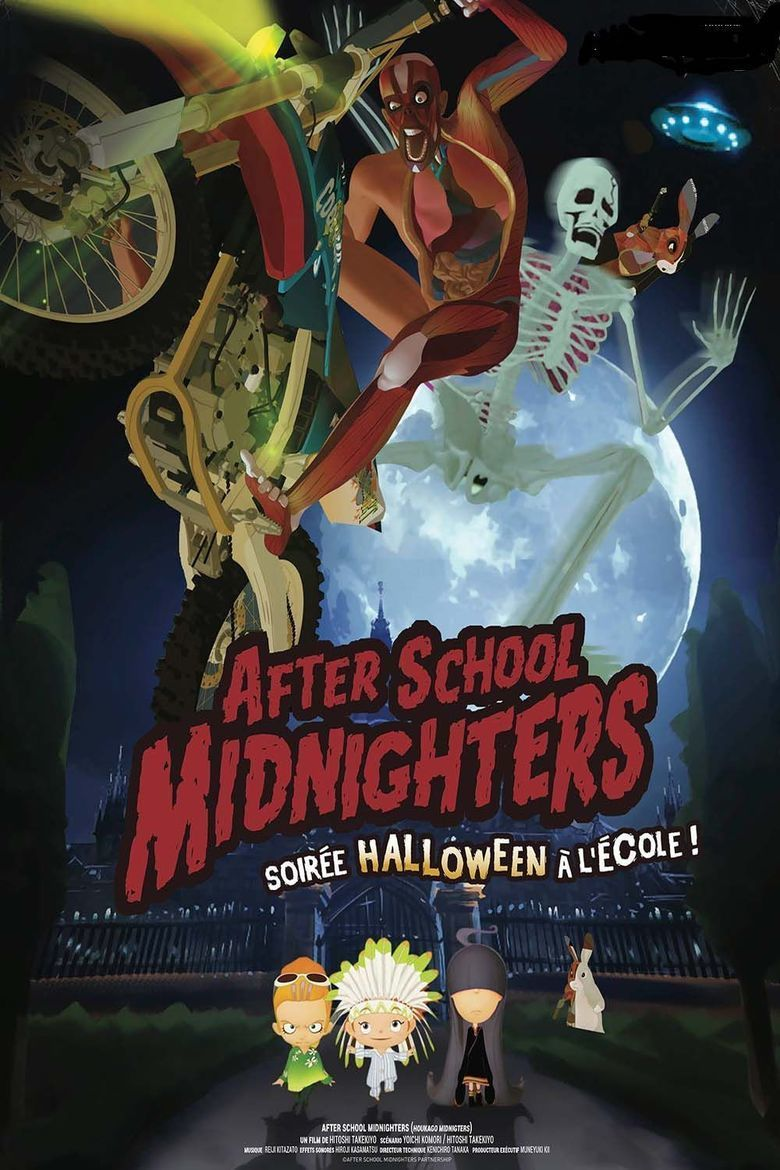 After School Midnighters movie poster