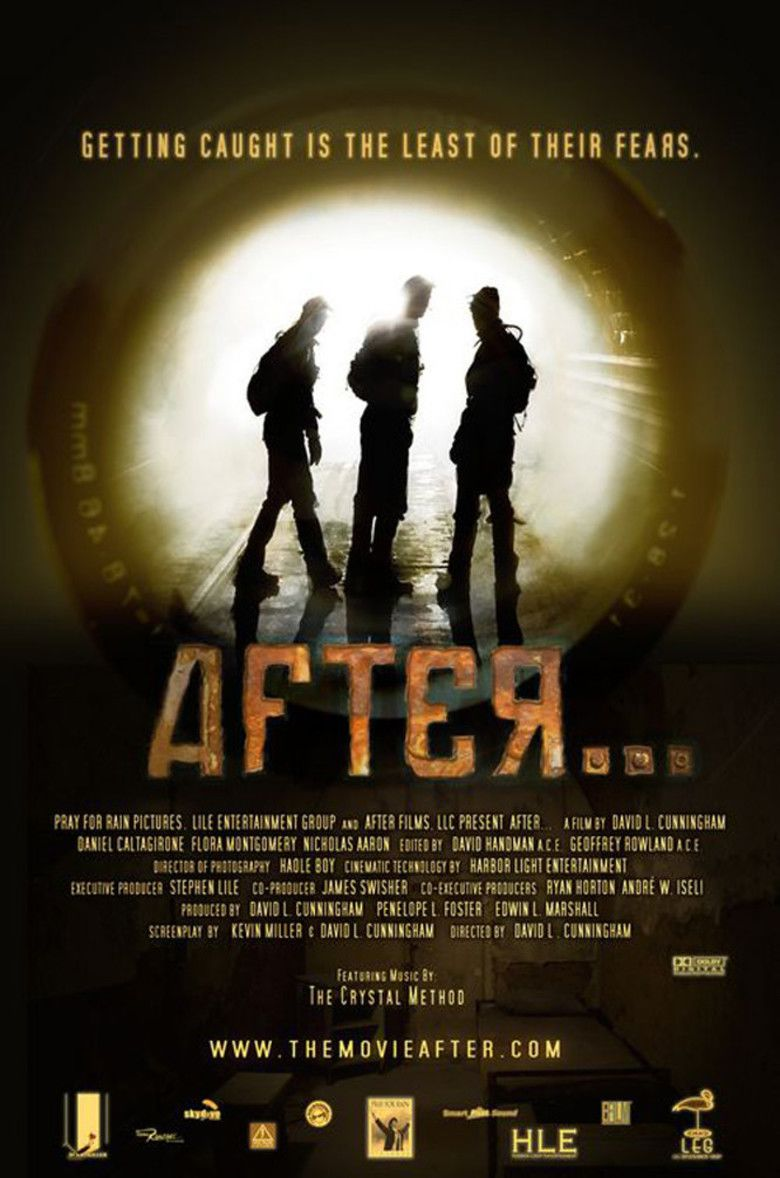 After (film) movie poster
