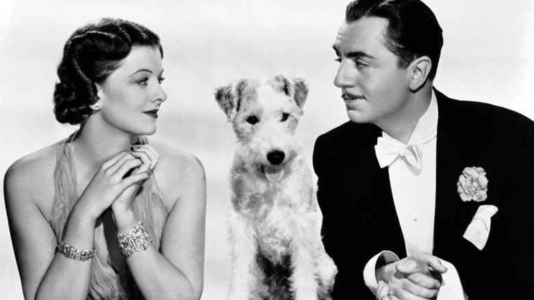 After the Thin Man movie scenes