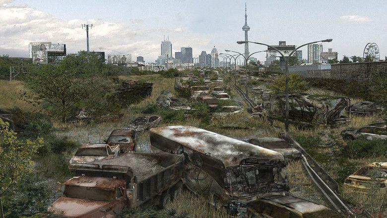 Aftermath: Population Zero movie scenes