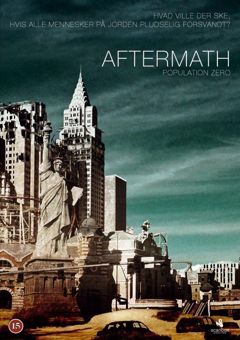 Aftermath: Population Zero movie poster
