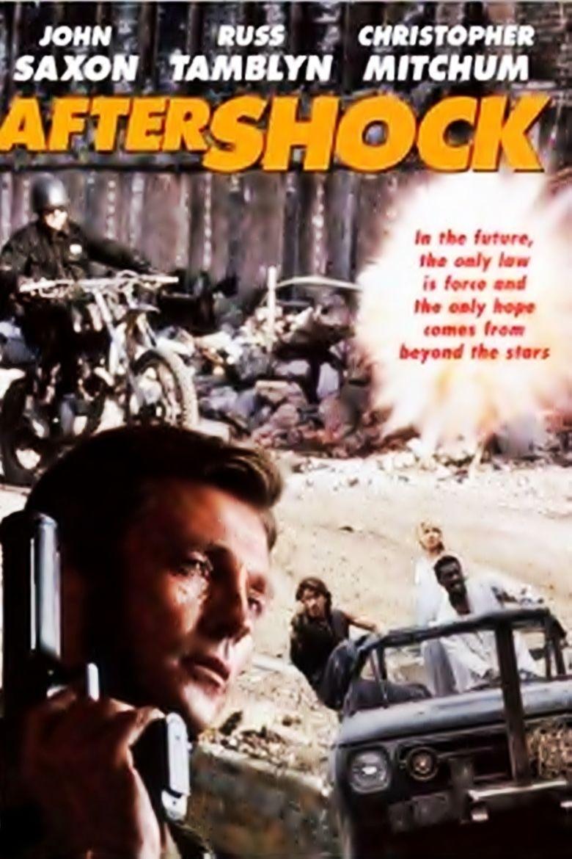Aftershock (1990 film) movie poster