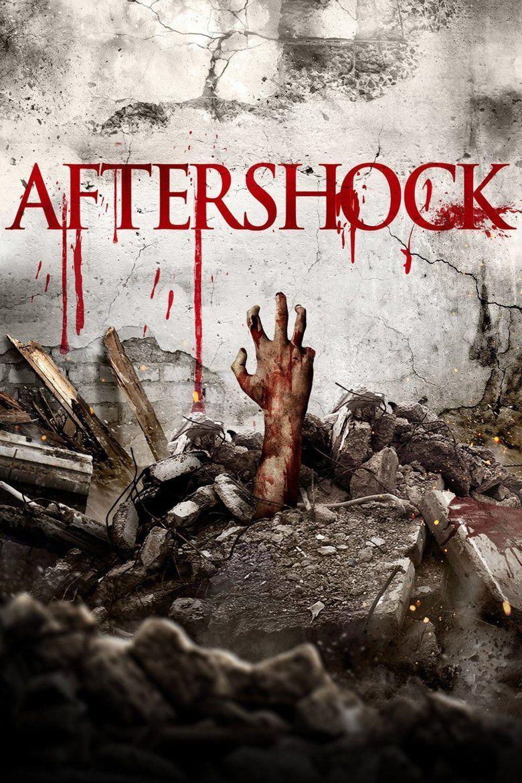 Aftershock (2012 film) movie poster
