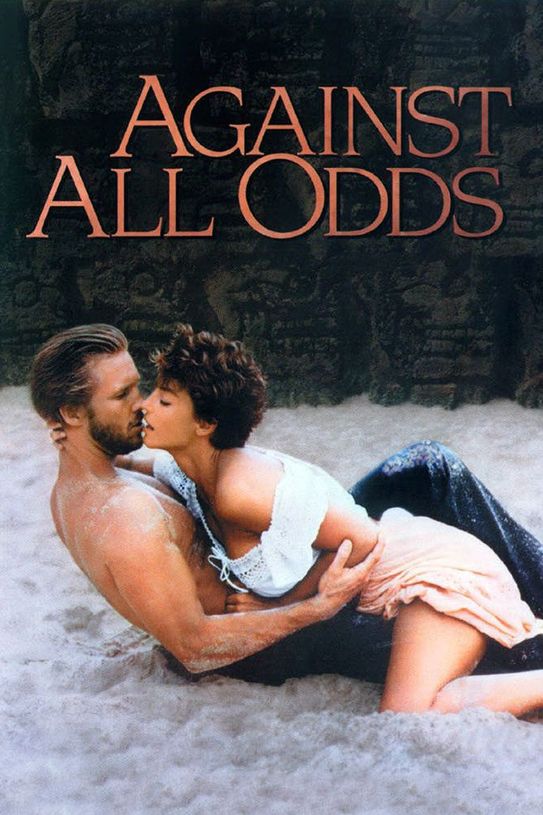 Against All Odds (film) movie poster