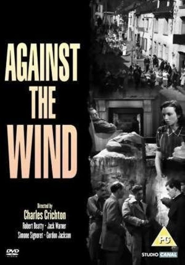 Against the Wind (film) movie poster