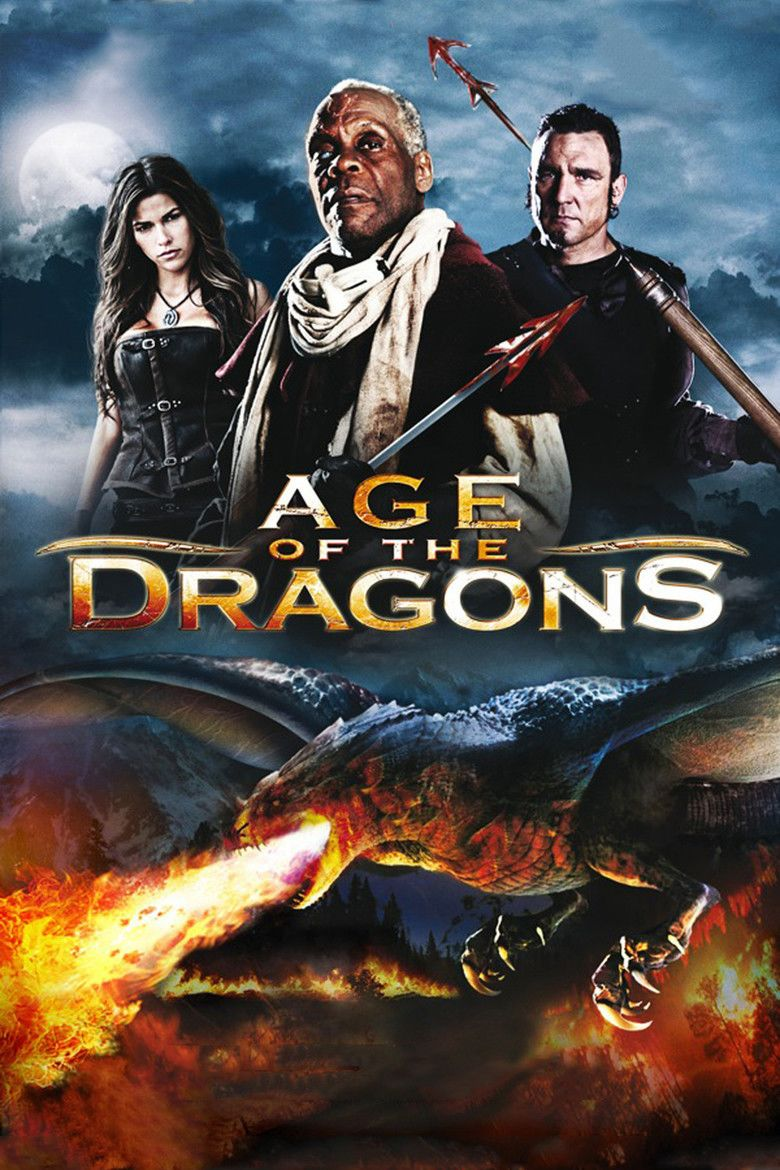 Age of the Dragons movie poster