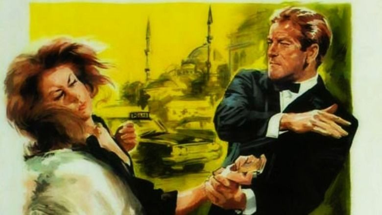 Agent 077: From the Orient with Fury movie scenes