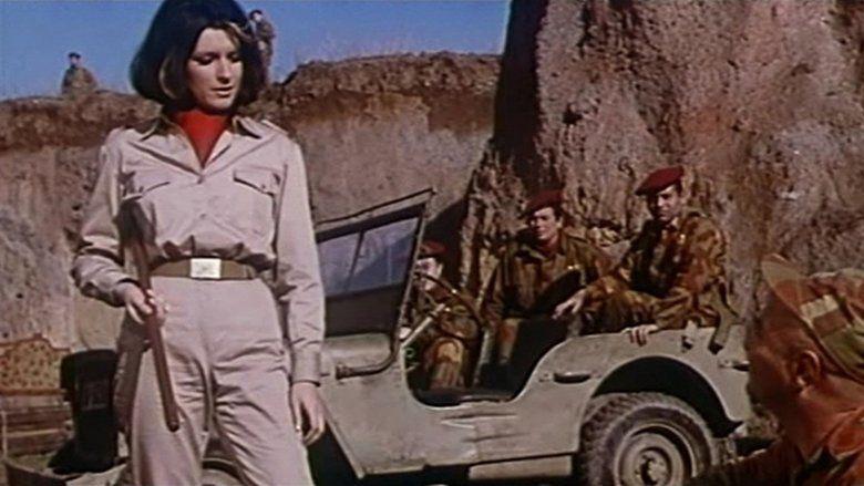 Agent 3S3, Massacre in the Sun movie scenes