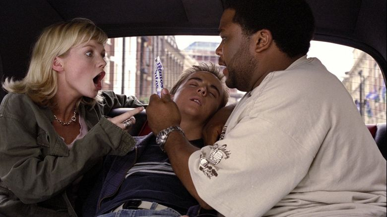 Agent Cody Banks 2: Destination London movie scenes