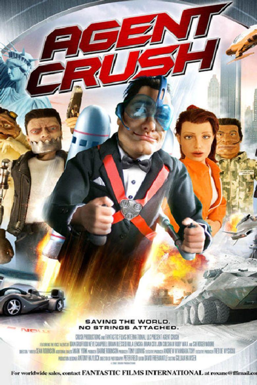 Agent Crush movie poster