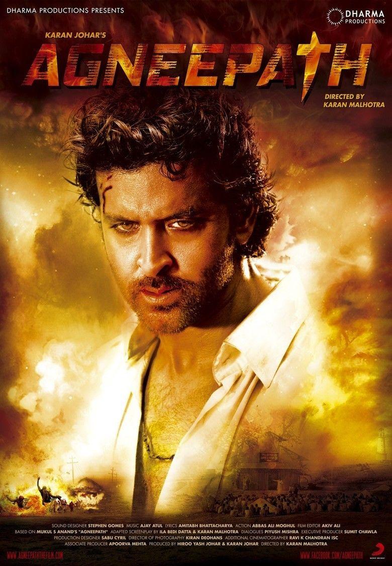 Agneepath (2012 film) movie poster