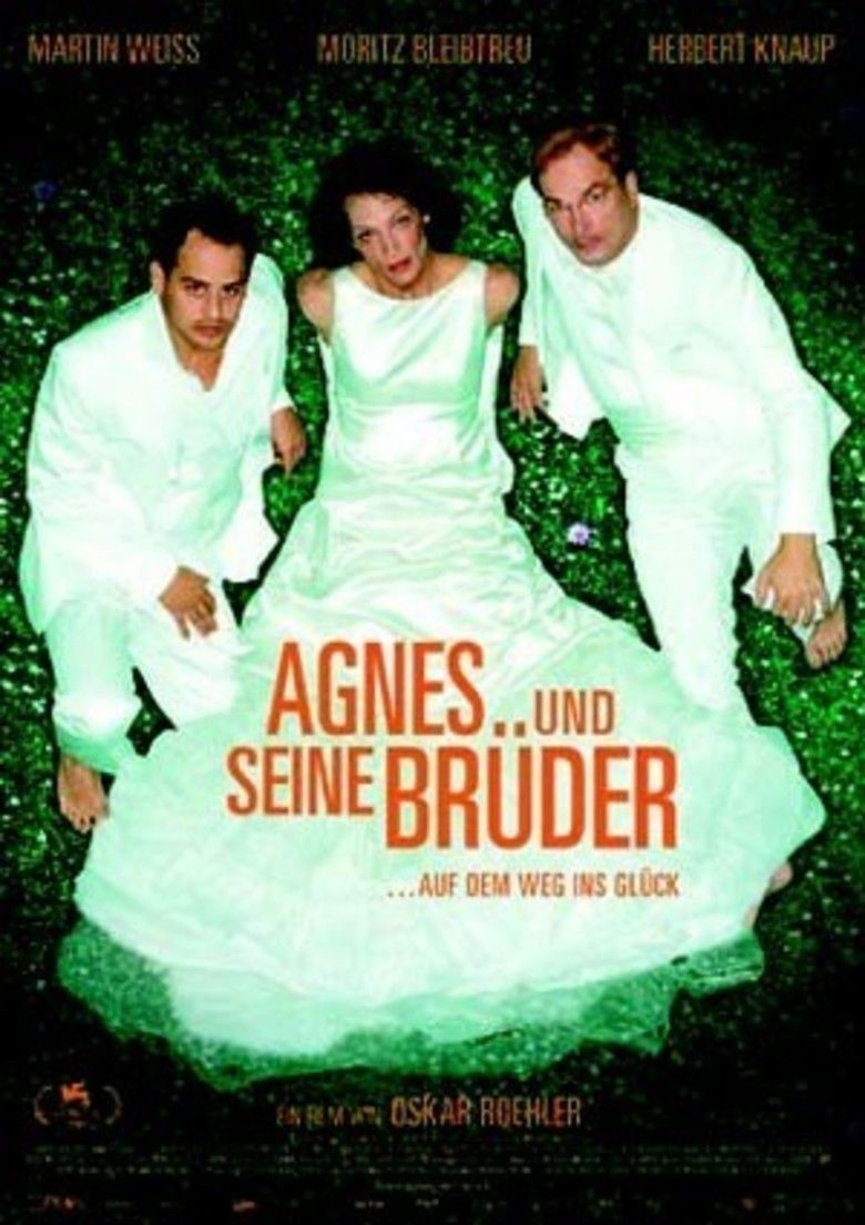 Agnes and His Brothers movie poster