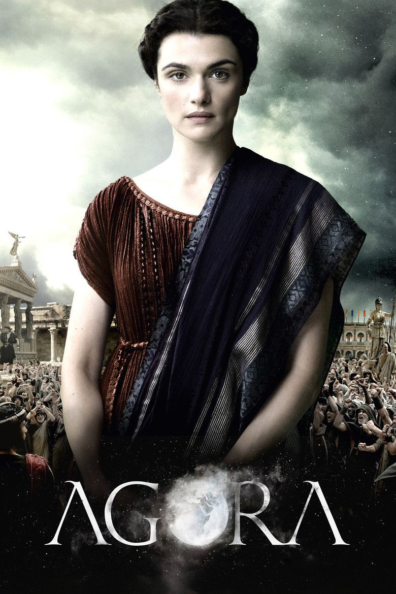 Agora (film) movie poster