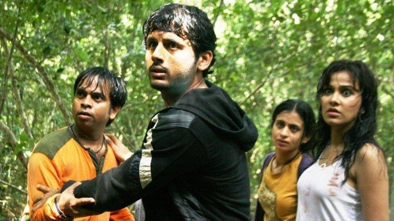 Agyaat movie scenes