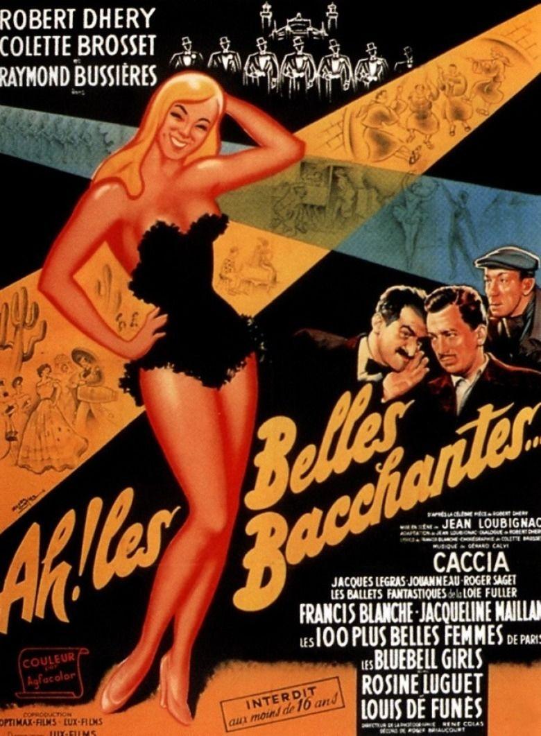 Ah! Les belles bacchantes movie poster