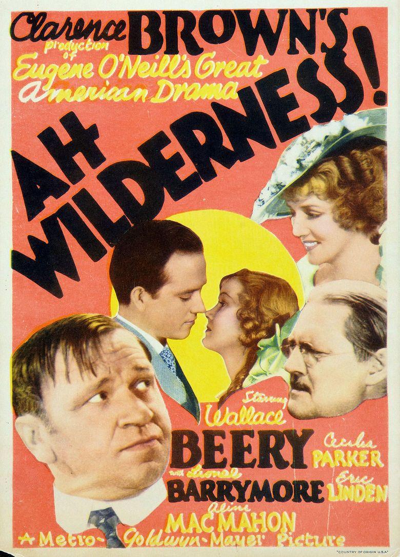 Ah, Wilderness! (film) movie poster