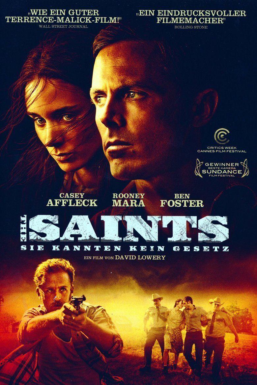 Aint Them Bodies Saints movie poster