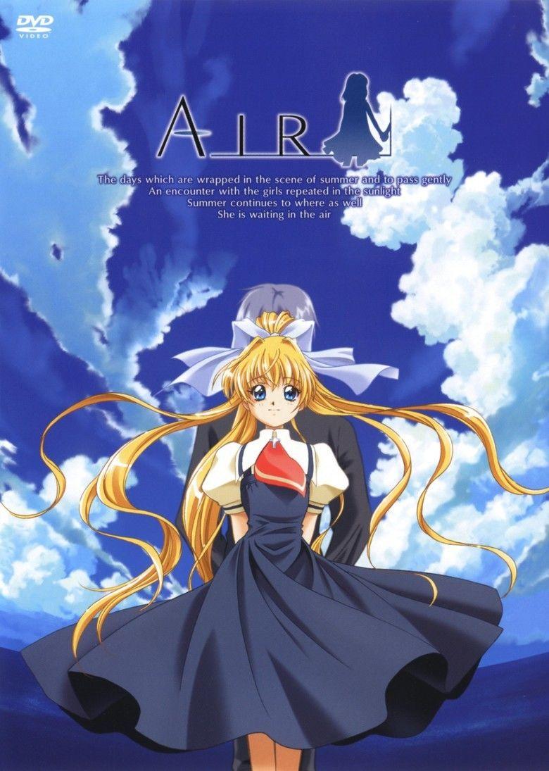 Air (2005 film) movie poster