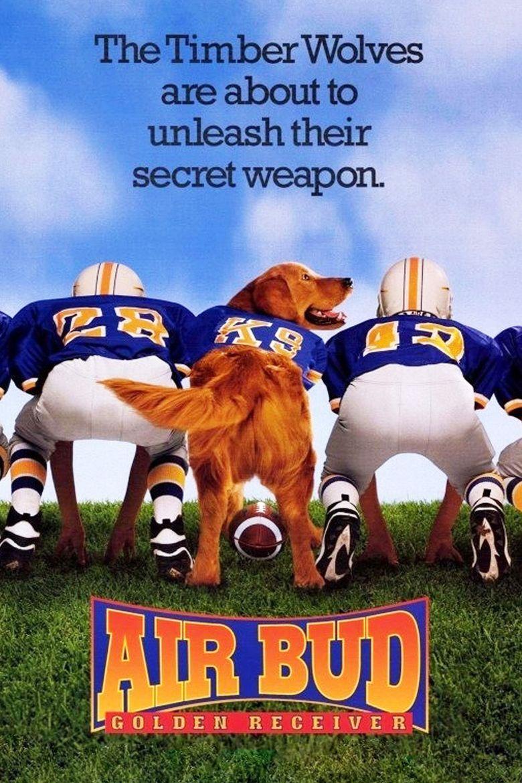 Air Bud: Golden Receiver movie poster