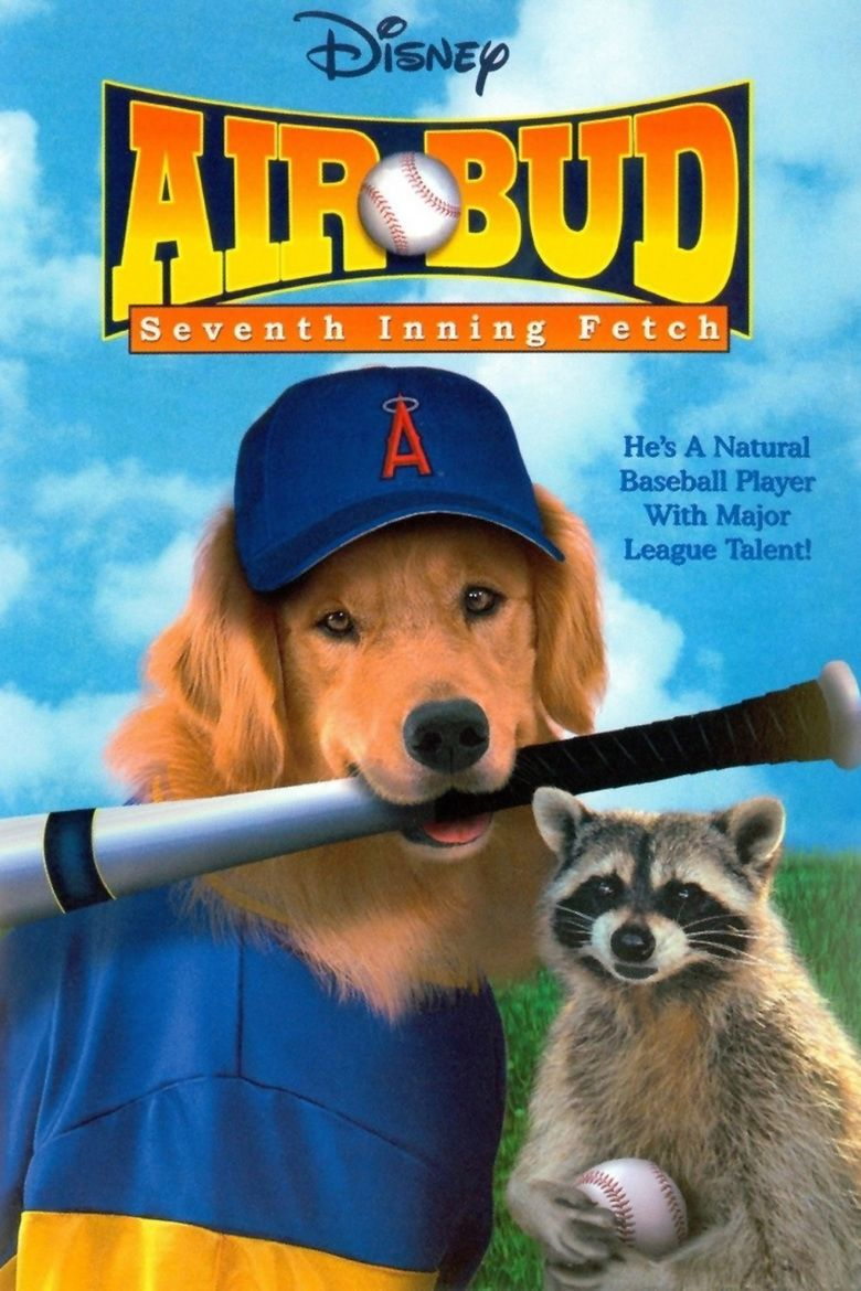 Air Bud: Seventh Inning Fetch movie poster