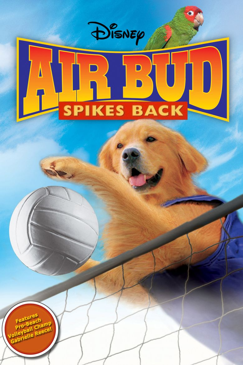 Air Bud: Spikes Back movie poster