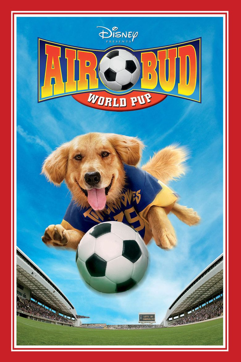 Air Bud: World Pup movie poster