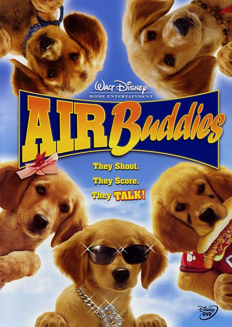 Air Buddies movie poster