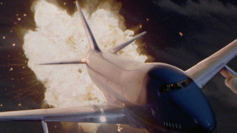 Air Force One (film) movie scenes