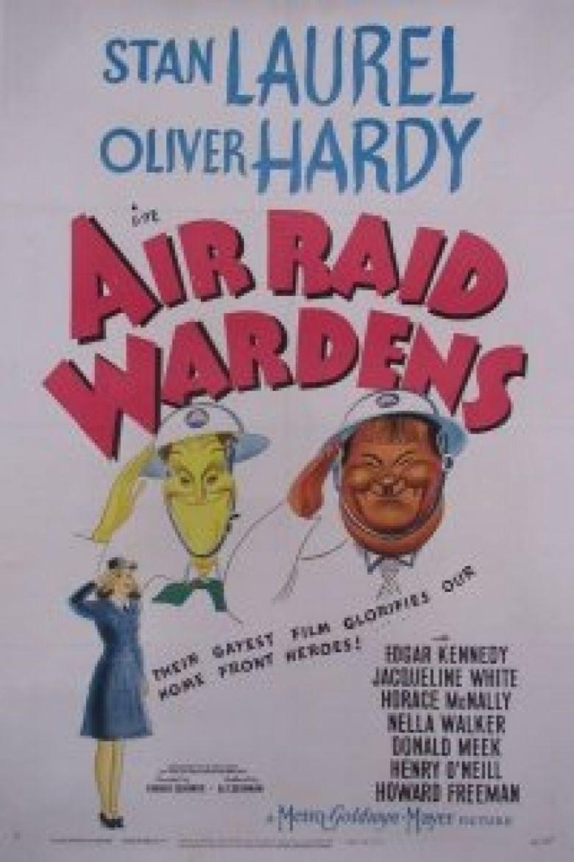 Air Raid Wardens movie poster