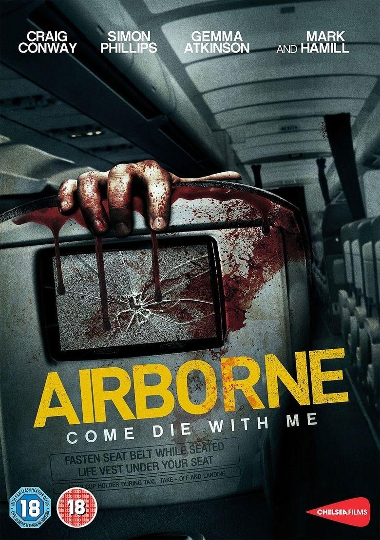 Airborne (2012 film) movie poster