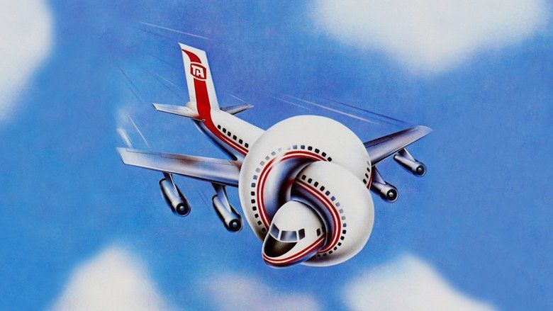 Airplane! movie scenes