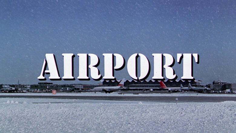 Airport (1970 film) movie scenes
