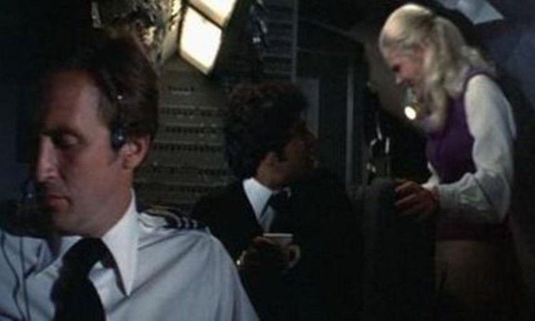Airport 1975 movie scenes