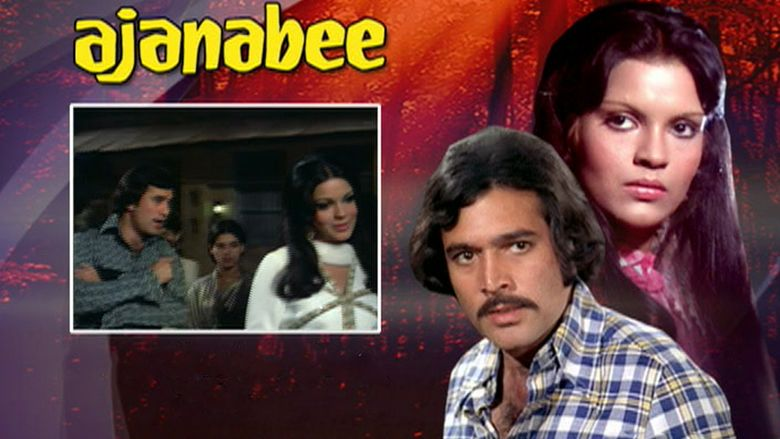 Ajnabee (1974 film) movie scenes