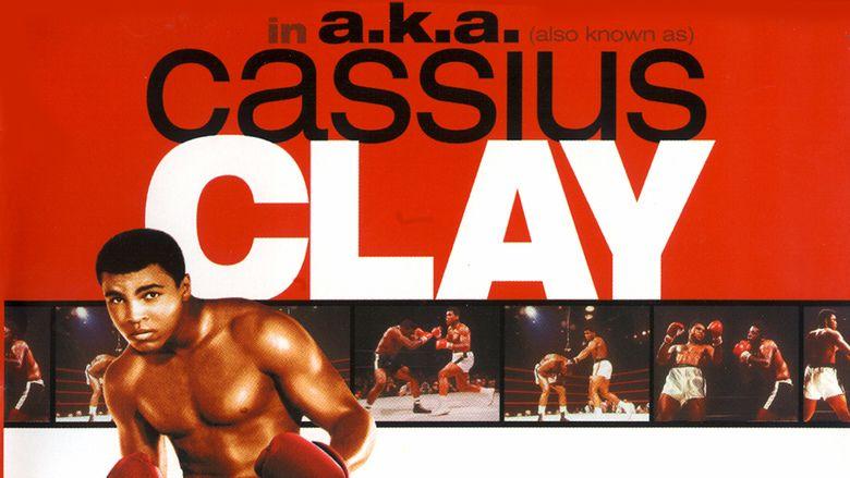 Aka Cassius Clay movie scenes