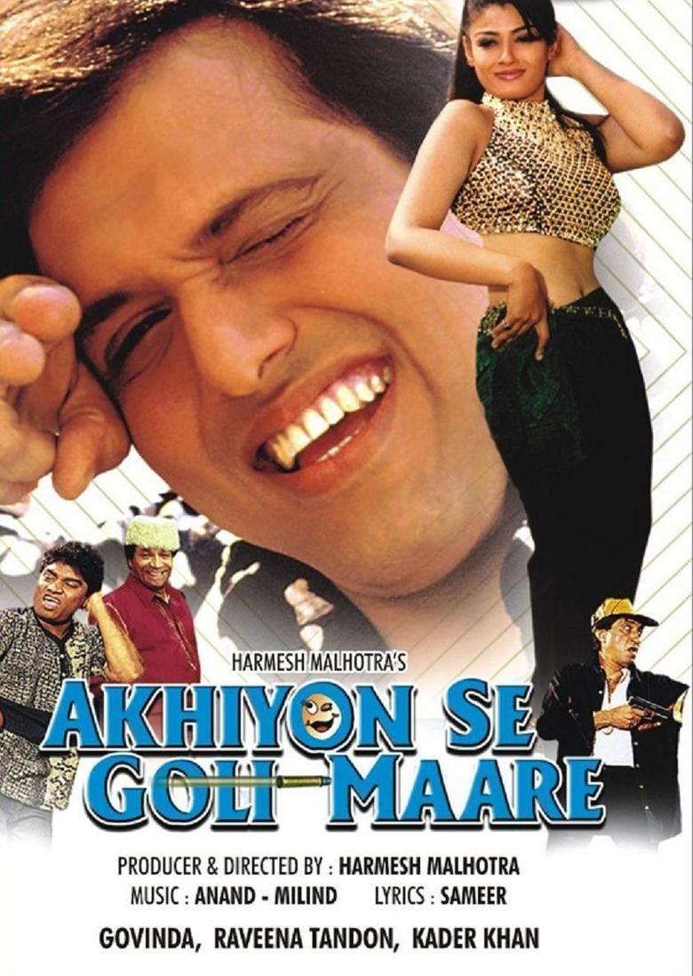 Akhiyon Se Goli Maare movie poster