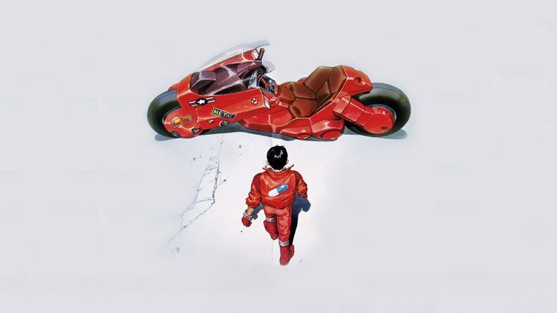 Akira (film) movie scenes