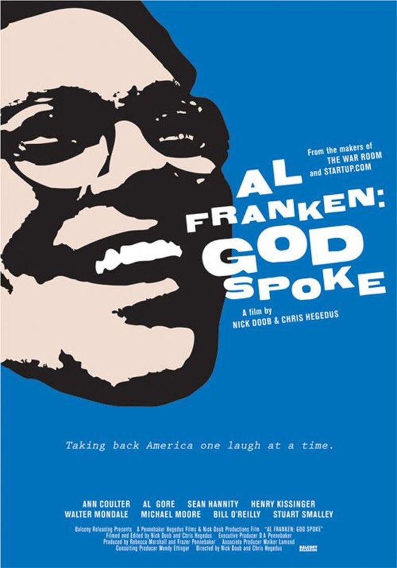 Al Franken: God Spoke movie poster