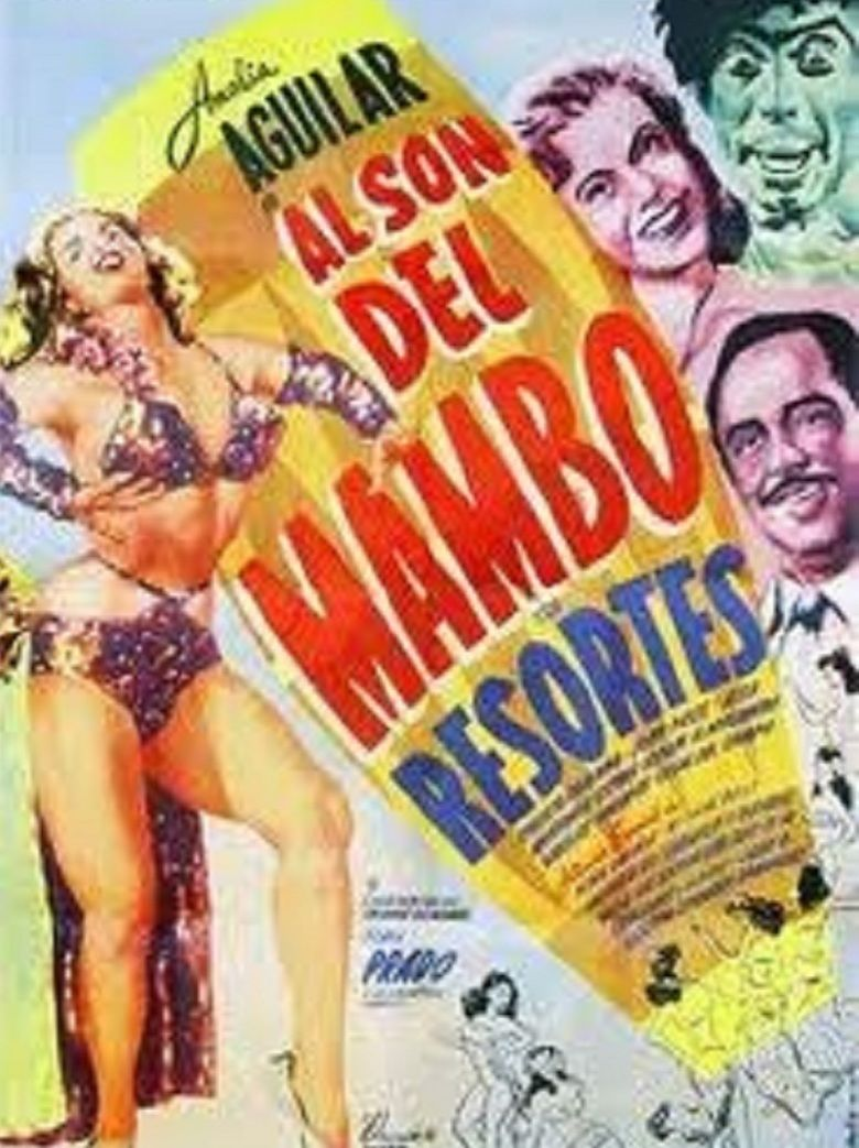 Al son del mambo movie poster