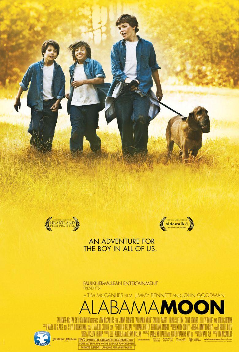 Alabama Moon (film) movie poster